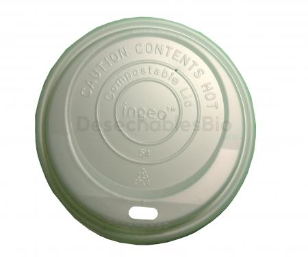 Desechables Bio México | Tapas Vasos Desechables 10-20 Oz. Biodegradables De PLA 13