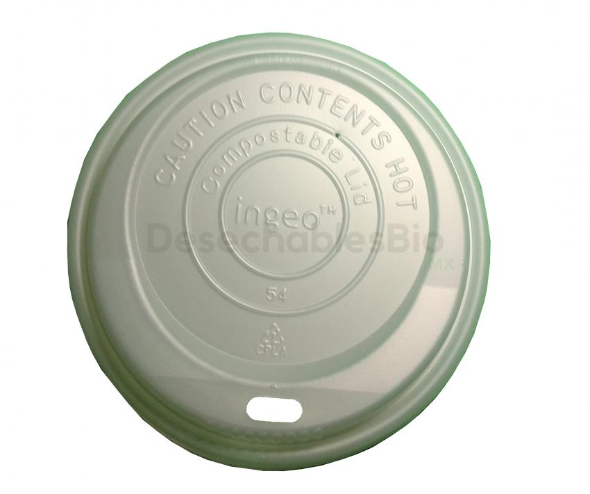 Desechables Bio México | Tapas Vasos Desechables 10-20 Oz. Biodegradables De PLA 1