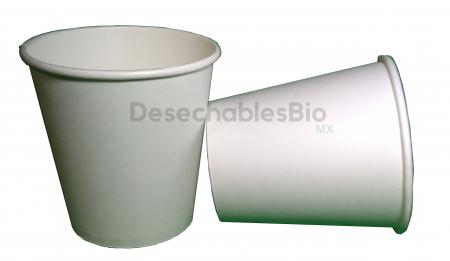 Desechables Bio México | Vaso Térmico 10 oz. Biodegradable 1