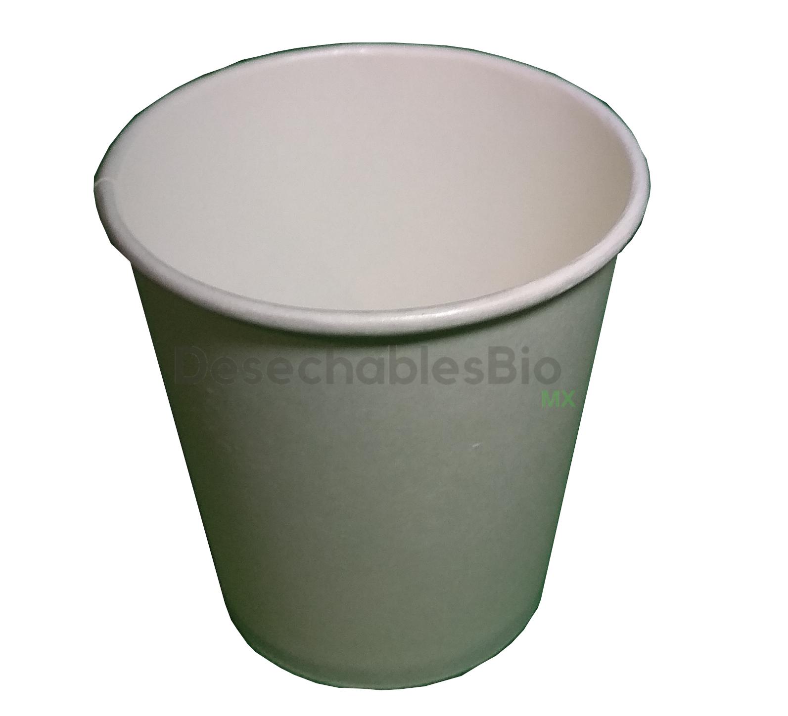 Desechables Bio México | Vaso Térmico 10 oz. Biodegradable 3