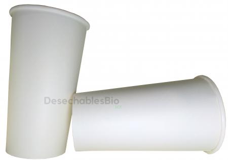 Desechables Bio México | Vaso Térmico 20 oz. Biodegradable 7