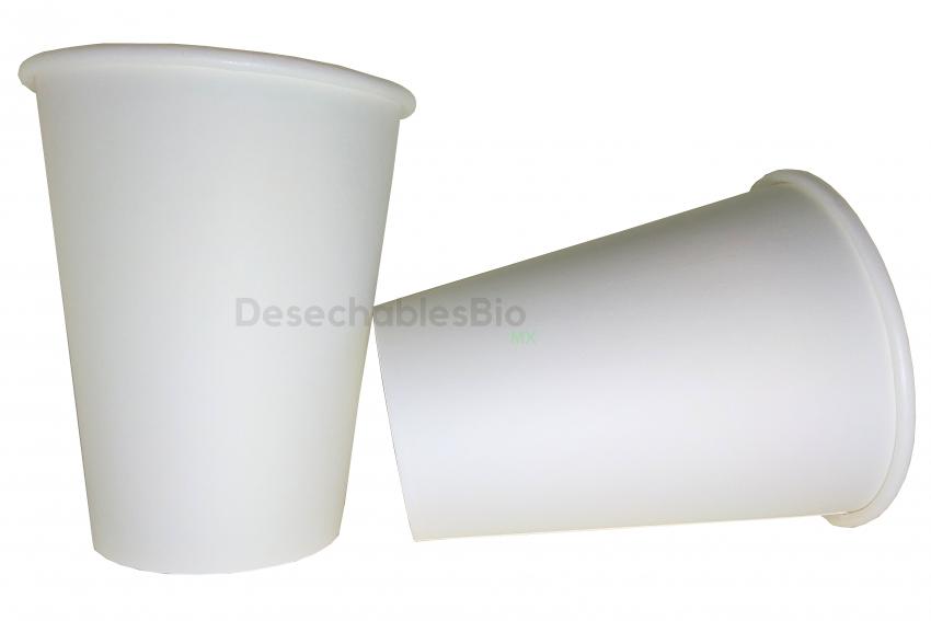 Desechables Bio México | Vaso Térmico 12 oz. Biodegradable 1