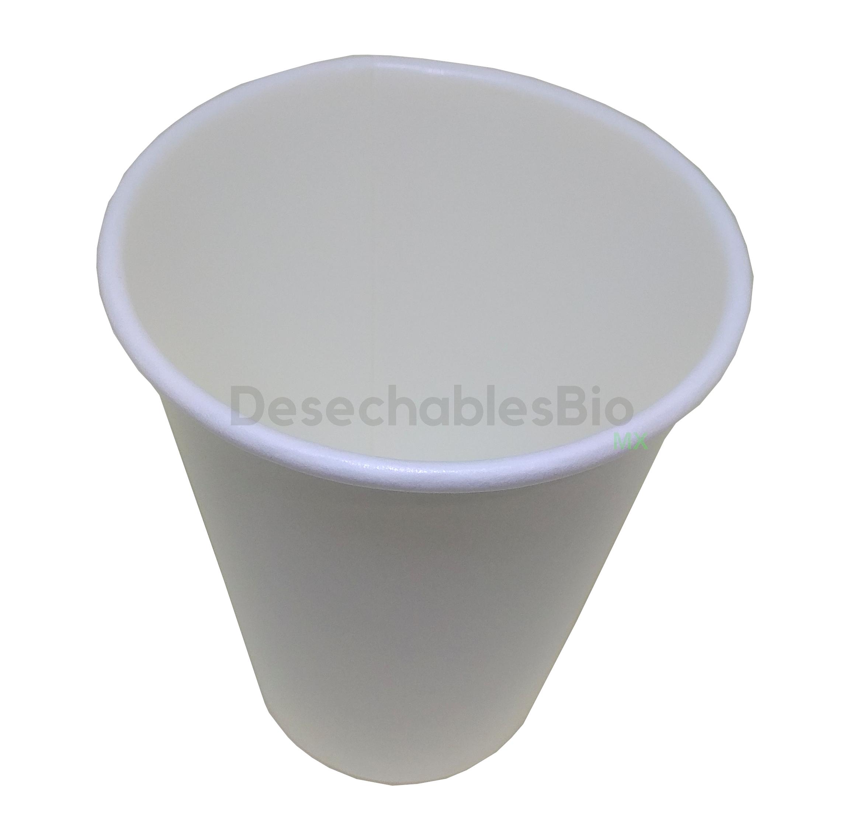 Desechables Bio México | Vaso Térmico 12 oz. Biodegradable 3