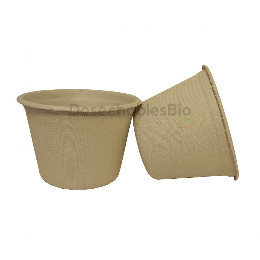 Desechables Bio México | Copa souffle 5 oz. Biodegradable 1