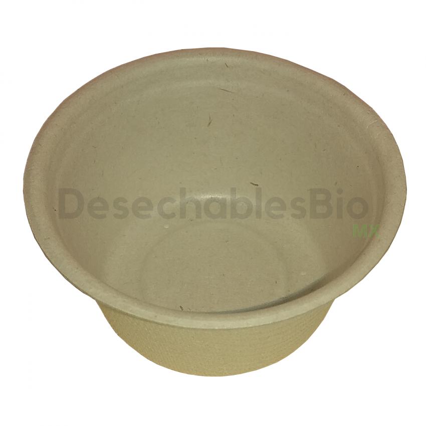 Desechables Bio México | Copa souffle 2 oz. Biodegradable 2