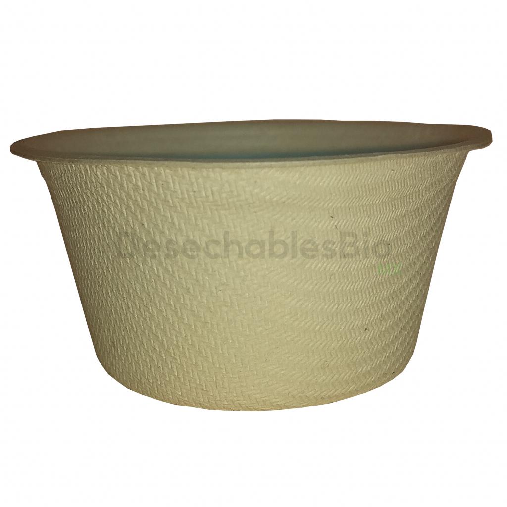 Desechables Bio México | Copa souffle 2 oz. Biodegradable 3
