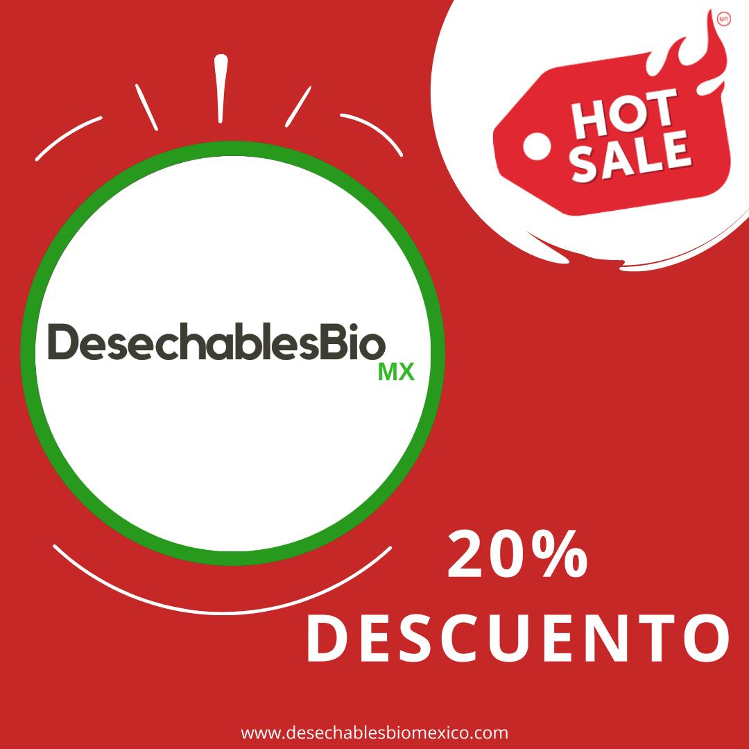 Desechables Bio México | Hot Sale 2020 1