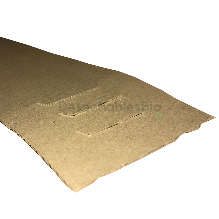 Desechables Bio México | Cintillo protector vaso térmico 8 a 20 oz. 3