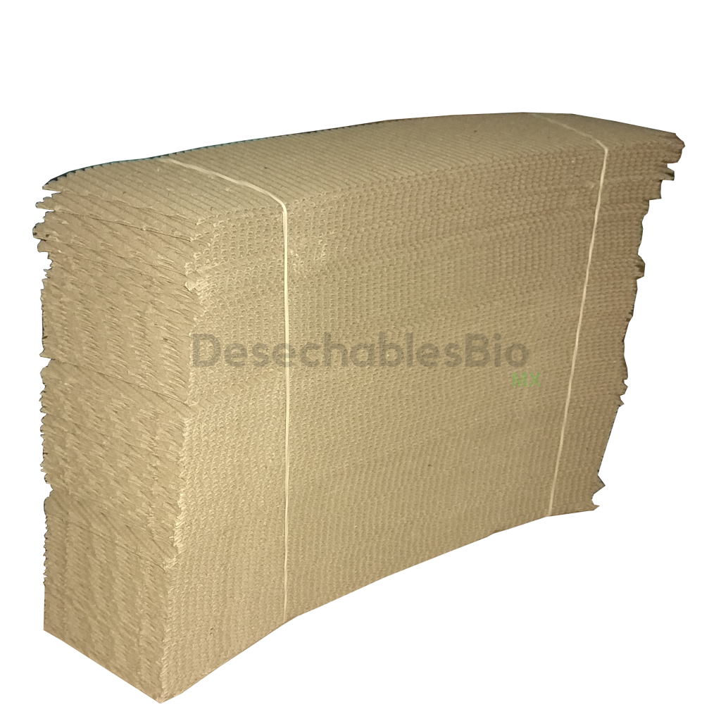 Desechables Bio México | Cintillo protector vaso térmico 8 a 20 oz. 2