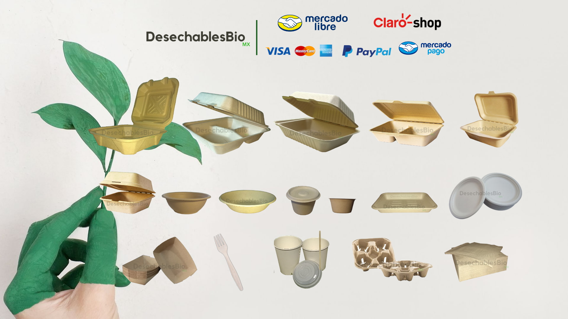 Desechables Bio México