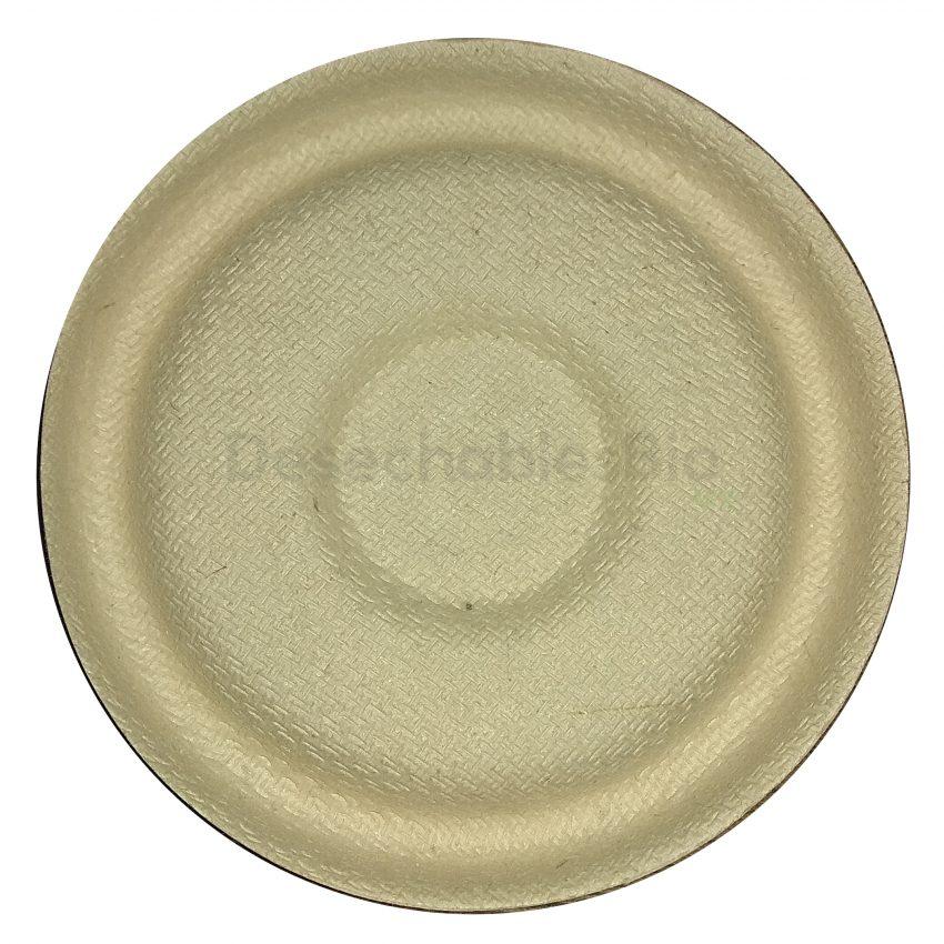 Desechables Bio México | Tapa copa souffle 2 oz. Biodegradable 3
