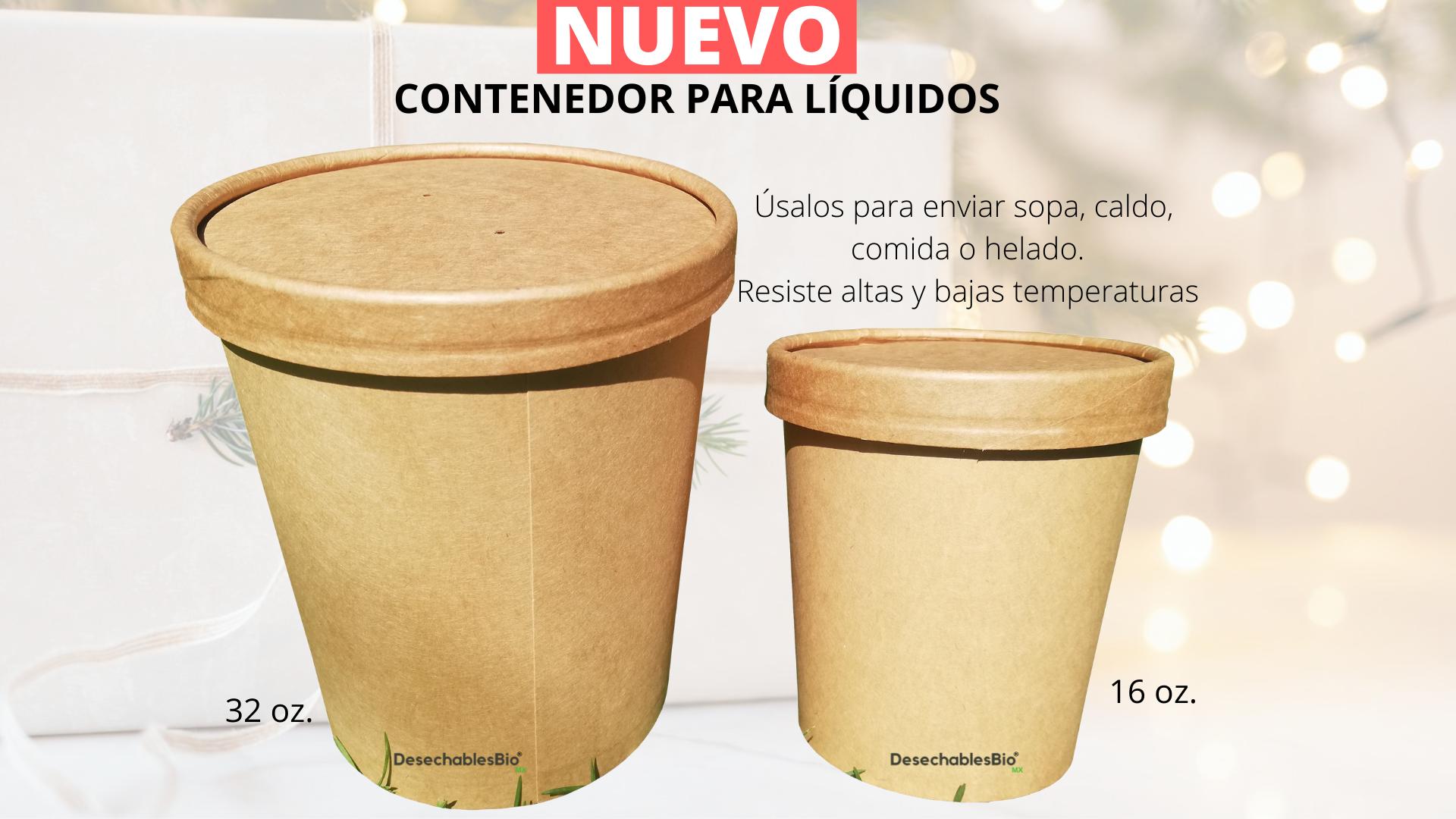 Desechables Bio México | Desechables Biodegradables 100% 28