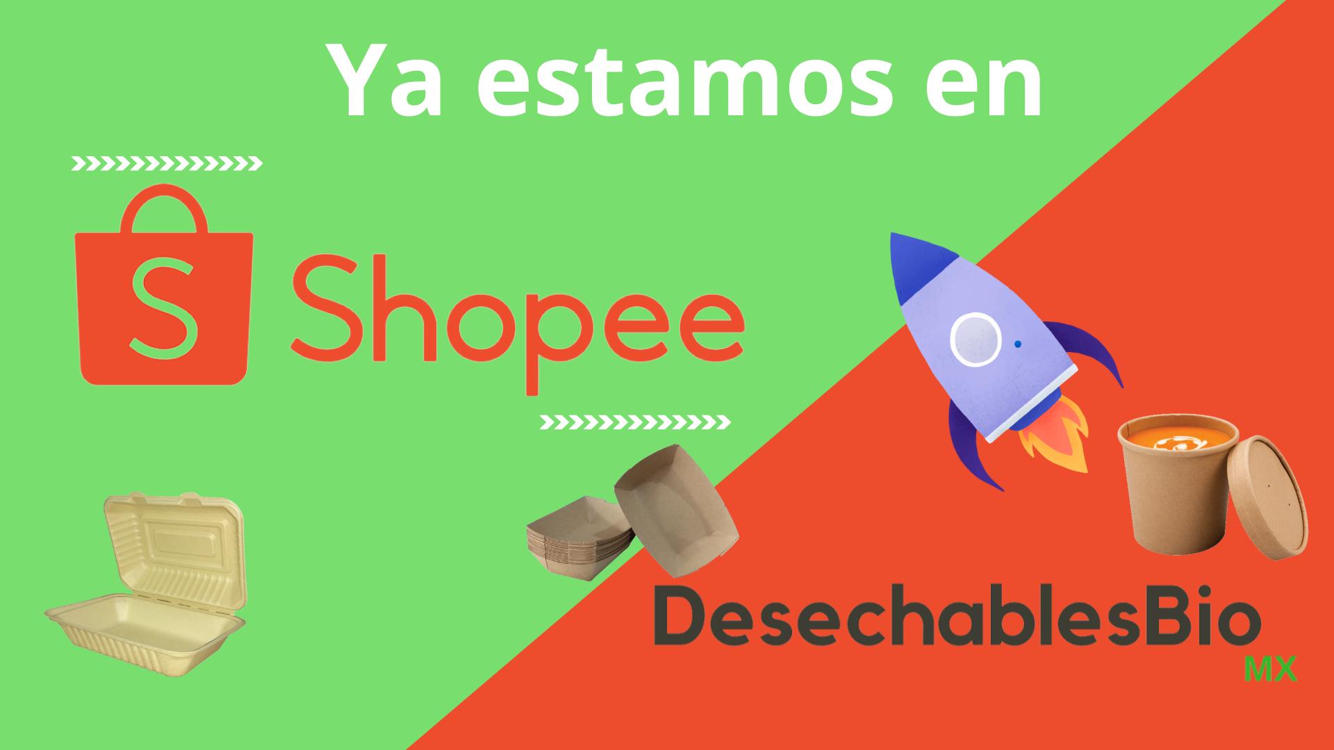 Desechables Bio México | Desechables Biodegradables 100% 25